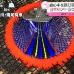 7月15日プレオープン!!日本初上陸!森の中のアスレチック『パカブ』
