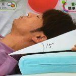 """【ノンストップ】熱帯夜の快眠""""枕""""!予約2か月待ちの枕外来・快眠枕チェックなど"""