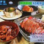 【とくダネ!】大行列の食べ放題!銀座のステーキ&新鮮刺身