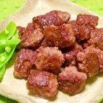 【ノンストップ】絶品!節約料理★まるで牛肉!合いびきサイコロステーキ