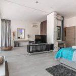 【ヒルナンデス】一級建築士の自宅訪問!18坪の高級ホテル風ハウス④寝室