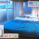 【ヒルナンデス】一級建築士の自宅訪問★築36年マンションをカフェ風リノベ③寝室