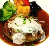 【あさイチ】中国風ハンバーグの作り方!中華孫成順シェフの「オレのハンバーグ」レシピ