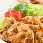 【ビビット】豚のしょうが焼きの作り方!柳澤英子のやせおか最新レシピ!