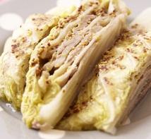 【ビビット】豚と白菜のミルフィーユの作り方!柳澤英子のやせおか最新レシピ!