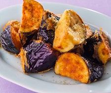 【ヒルナンデス】なすの香りから揚げの作り方!レシピの女王のナス料理!シンプルレシピ!