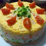 -【ヒルナンデス】ししゃもごはんケーキの作り方!激安食材で節約&時短グルメ!金子あきこのレシピ!