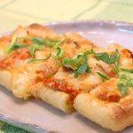 【相葉マナブ】さばレシピベスト10!第2位!塩さばの油揚げピザの作り方