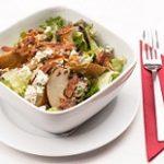 """【スッキリ!】自宅で作れる""""専門店サラダ""""レシピ!やわらか鶏むね肉と大麦のサラダ"""