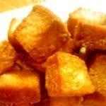 【得損】レンジでカリカリラスクの作り方!サンシャイン池崎の節約レシピ!