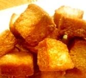 -【得損】レンジでカリカリラスクの作り方!サンシャイン池崎の節約レシピ!