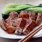 -【きょうの料理】牛ロース肉の網焼き~しその実アンチョビオイスターソース!キハチ流無国籍料理!熊谷喜八のレシピ!
