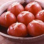 【プレバト】ダシから作る旬和食!升毅のあっさりトマト