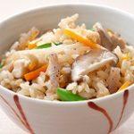 【あさイチ】鶏だけ炊き込む くりごはんの作り方!解決ゴハン!上田淳子のレシピ!