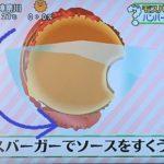 【ZIP】あの人気商品の上手な食べ方!モスバーガー・ルマンド・宅配ピザ・タコス!