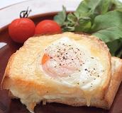 【ヒルナンデス】レシピの女王のクロックマダム風トーストの作り方!シンプルレシピ!にこるんが挑戦!10分以内の簡単インスタ映えレシピ-