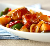 【モニタリング】肉団子の黒酢酢豚の作り方!グッチ裕三のフェイク料理レシピ