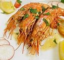 -【NHKはに丸ジャーナル】海老とトマトのフランベの作り方!伝説の家政婦makoさんのレシピ!