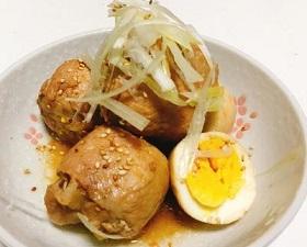 【きょうの料理】肉だんごと豆腐のコトコト鍋の作り方!栗原はるみの定番ごはん!