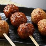 【PON】豚と鶏のWつくねの作り方!筧美和子の開運めし!ボルサリーノ関の開運飯食堂!