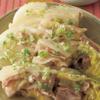 【あさイチ】豚バラ肉と白菜の酒かす蒸しの作り方!橋本幹造の酒粕レシピ!