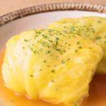 【ノンストップ】鶏胸肉でチキンチーズロールキャベツの作り方!1分動画クラシルの人気レシピ!