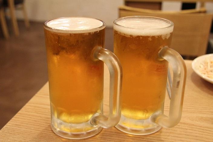缶ビールを生ビールに格上げするワザ