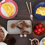【にじいろジーン】ポリ袋でオムレツの作り方!mako(まこ)さんのレシピ