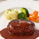 あさイチ電子レンジで作る肉汁たっぷりハンバーグのレシピ