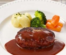 【あさイチ】ジャンボハンバーグ&きゅうりとミニトマトのサラダの作り方!阪下千恵さんのレシピ