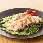 【ひるまえほっと】ベトナム風鶏肉のサラダの作り方!島本美由紀さんのレシピ!かんたんごはん!