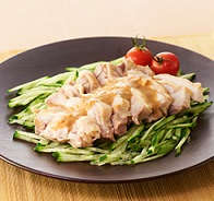 【沸騰ワード】鶏むね肉の中華風ソースの作り方!志麻さんのレシピ【伝説の家政婦】