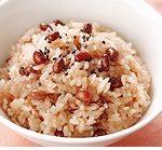 【あさイチ】レンジでお赤飯の作り方!堀江ひろ子さんのレシピ!
