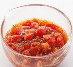 【ヒルナンデス】トマトの塩漬けダレの作り方。万能タレでアレンジ自在!プロの漬けおきおかずレシピ(5月28日)