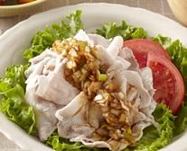 【あさイチ】豚しゃぶピリ辛黒酢だれの作り方!SHIORI(しおり)さんのレシピ