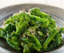 【きょうの料理】菜の花の昆布じめの作り方!藤井恵さんのレシピ!