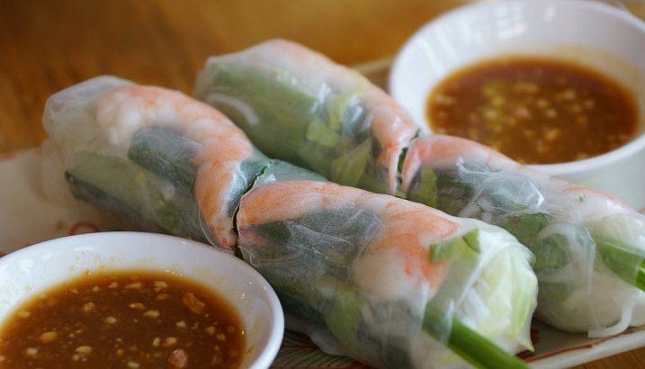 【ハナタカ】えびせん入り生春巻き&スイートチリソースの作り方!野菜ソムリエ少年のレシピ!