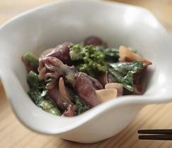 -【きょうの料理】ふきとほたるいかの木の芽サラダの作り方!村田吉弘さんのレシピ!つくあじ!