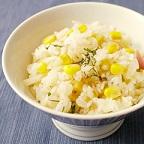 【ごごナマ/らいふ】とうもろこしと梅干しのごはんの作り方!農家の梅干しレシピ!