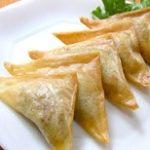 【あさイチ】じゃがいもと玉ねぎのサモサ風三角春巻きの作り方!ワタナベマキさんのレシピ!