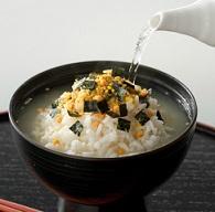 【ノンストップ】ほうじ茶でしらすの佃煮冷やし茶漬けの作り方!クラシルのレシピ
