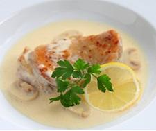 【あさイチ】鶏肉のさわやかクリーム煮の作り方!高良康之さんのレシピ!-