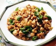 【ごごナマ/らいふ】鶏むね肉の香味野菜炒めの作り方!そうめんや冷奴に!植木もも子さんのレシピ!-