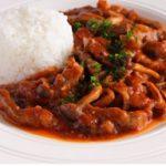 【ごごナマ】トマトとサバのカンカンカレーのレシピ!リコさんの非常食クッキング【らいふ】-