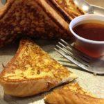 【世界一受けたい授業】フレンチトーストの作り方!元ホテルオークラ総料理長のレシピ