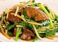 【きょうの料理】にらレバの作り方!栗原はるみさんのレシピ!