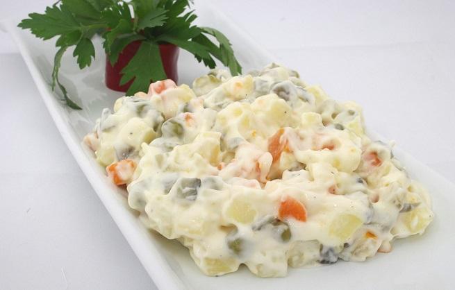 きょうの料理,豆とうずらの卵のサラダ