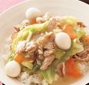 【得する人損する人】中華丼の作り方!五十嵐美幸シェフの本格中華レシピ!