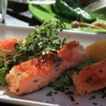 【あさイチ】さけの青じそパン粉焼き&カラフルサラダの作り方!フレンチ川島孝さんのレシピ