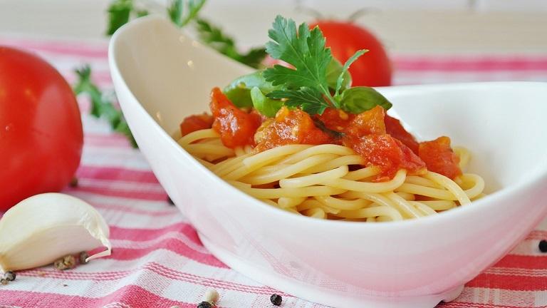 男子ごはん トマトのカッペリーニ風冷やし中華